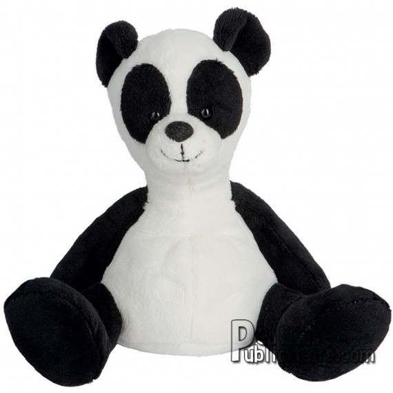 Purchase Panda Plush 18 cm. Plush to customize.