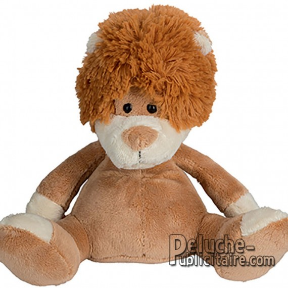 Purchase Lion Plush 18 cm. Plush to customize.