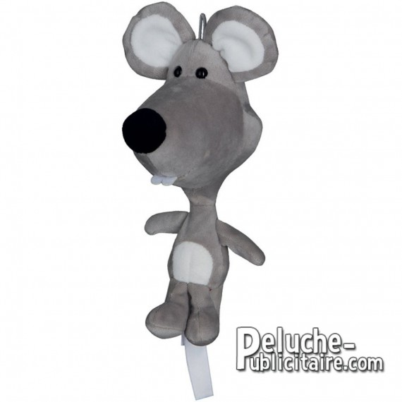 Purchase Stuffed Mouse 20 cm. Plush to customize.
