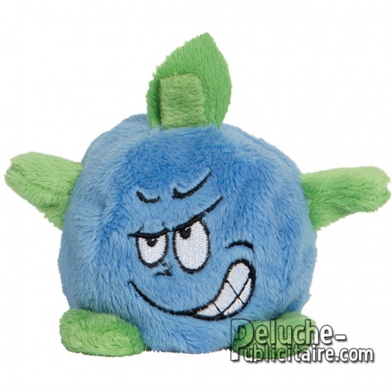 Purchase Blueberry Plush 7 cm. Plush to customize.