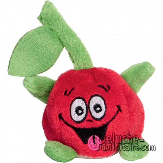 Purchase Cherry Plush 7 cm. Plush to customize.