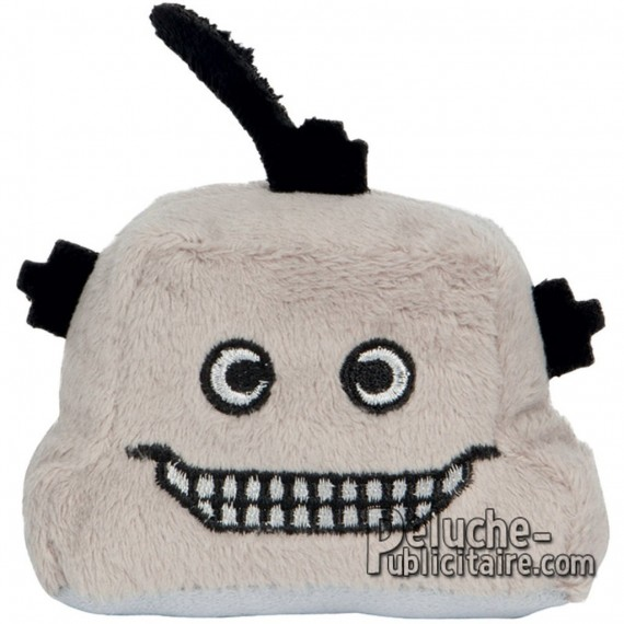 Buy Robot Plush 7 cm. Plush to customize.