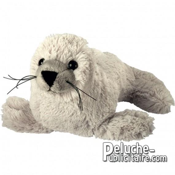 Buy Plush Seal 24 cm.Plush to customize.