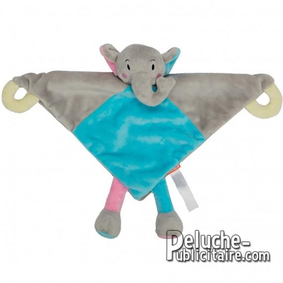 Buy Elephant Plush 28 cm.Plush to customize.
