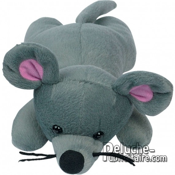 Purchase Mouse Plush 12 cm. Plush to customize.