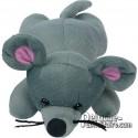 Purchase Mouse Plush 12 cm.Plush to customize.