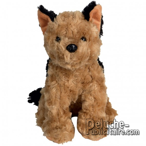 Buy Plush Dog 22 cm. Plush to customize.