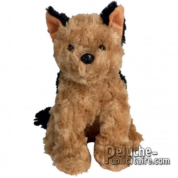 Buy Plush Dog 22 cm.Plush to customize.