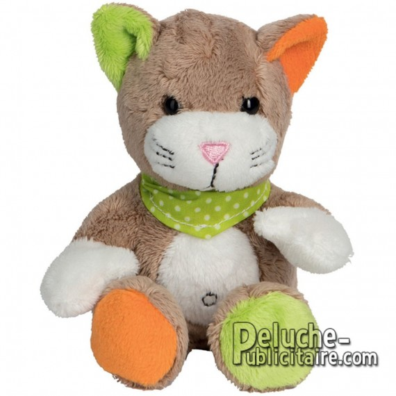 Purchase Chat Plush 15 cm. Plush to customize.