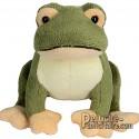 Purchase Frog Plush 14 cm.Plush to customize.