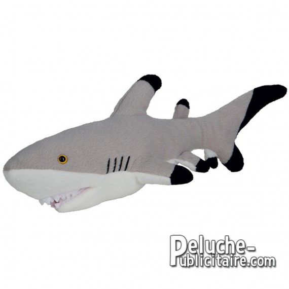 Purchase Shark Plush 30 cm. Plush to customize.