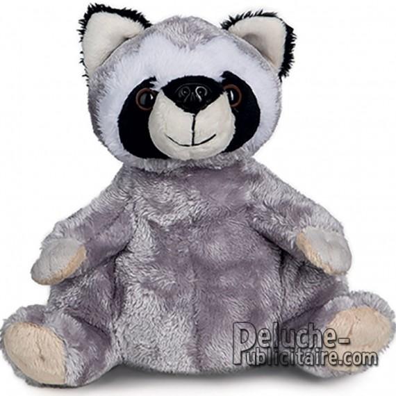 Buy Raccoon Plush 20 cm.Plush to customize.