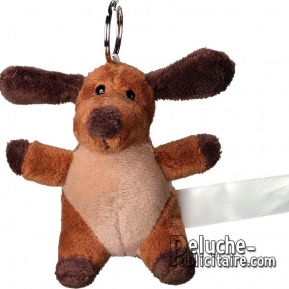 Buy Teddy Dog Keychain Size 10 cm.