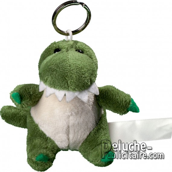 Buy Keyring Plush Crocodile Size 10 cm.