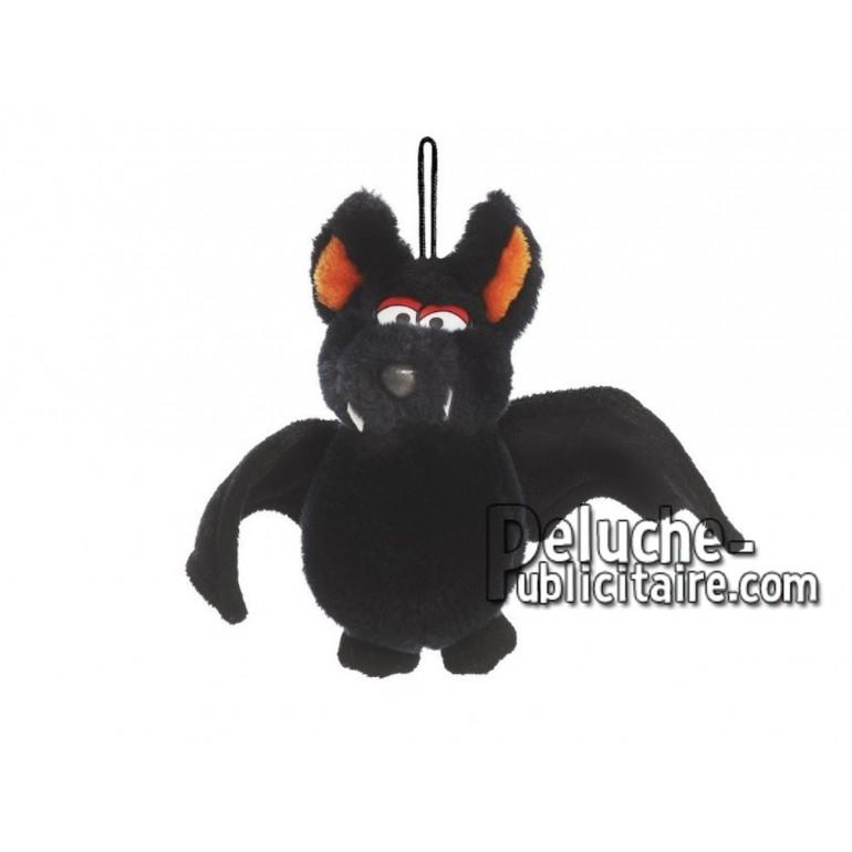 Achat peluche chauve-souris noir 12cm. Peluche personnalisée.