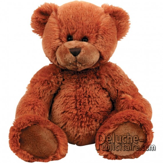 Purchase Bear Plush 28 cm. Plush to customize.