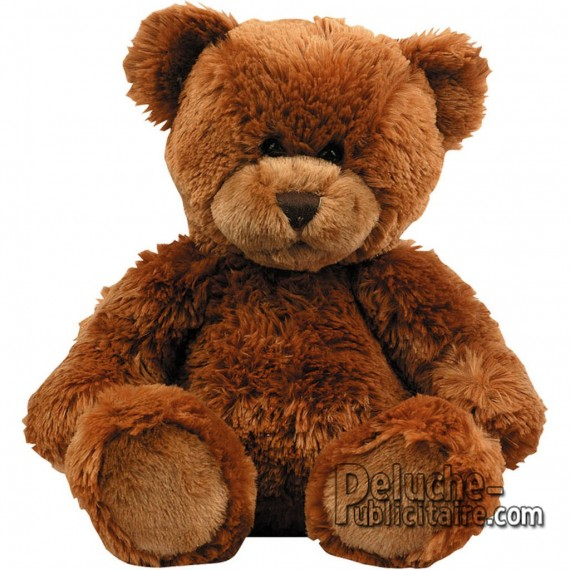 Purchase Bear Plush 23 cm. Plush to customize.