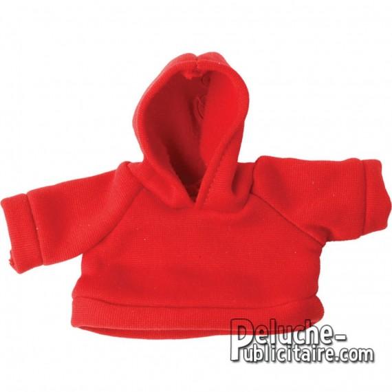 Buy Plush Sweatshirt For Plush Size S.