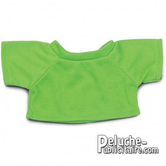 Achat T-Shirt Pour Peluche Taille M.