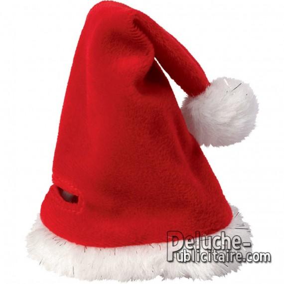 Achat Bonnet De Noël Pour Peluche Taille M.