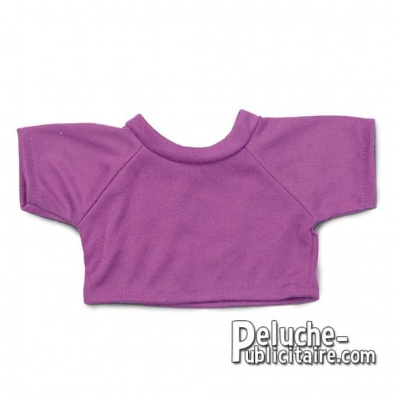 Achat T-Shirt Pour Peluche Taille L.