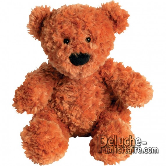 Purchase Bear Plush 22 cm. Plush to customize.