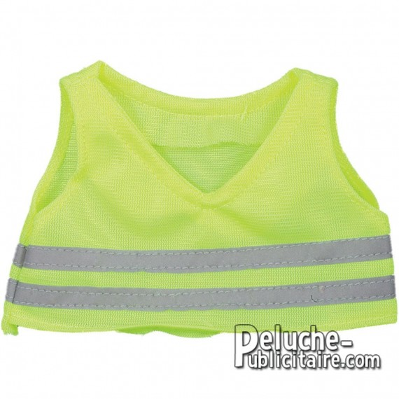 Purchase Plush Safety Vest Size S.