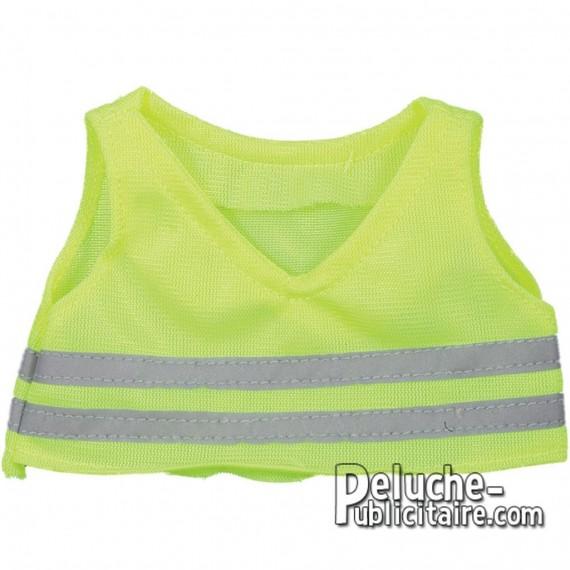 Purchase Plush Safety Vest Size S.