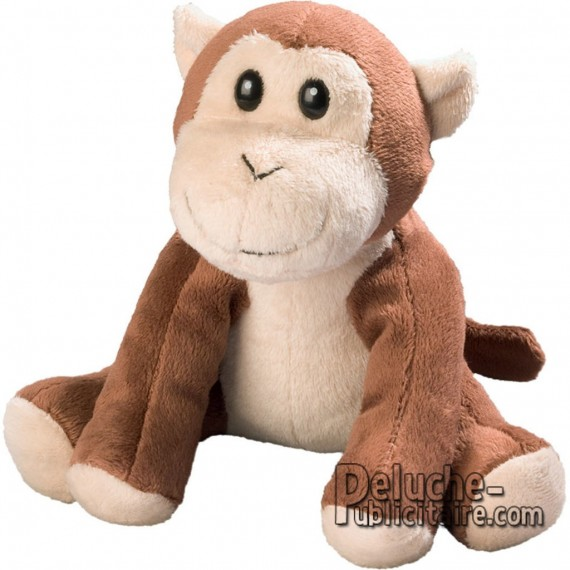 Purchase Monkey Plush 15 cm. Plush to customize.