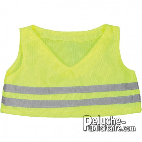 Purchase Safety Vest For Plush Size M.