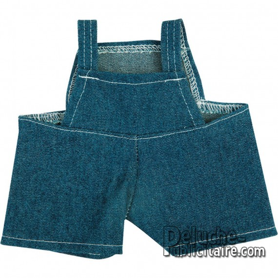 Purchase Jeans Plush Overalls Size S.