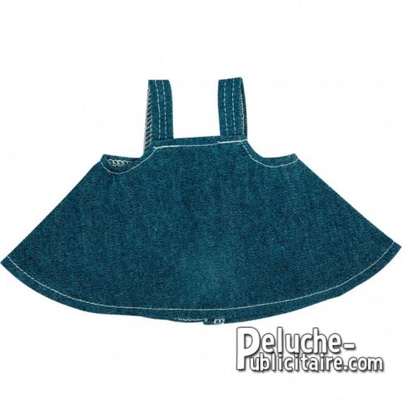 Purchase Jeans Plush Dress Size L.