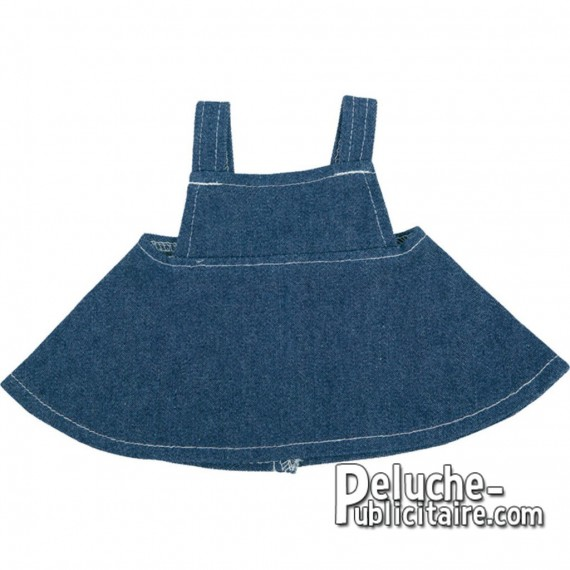 Purchase Jeans Plush Dress Size M.