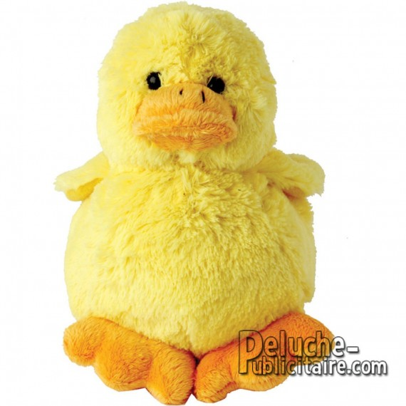 Purchase Chick Plush 15 cm. Plush to customize.
