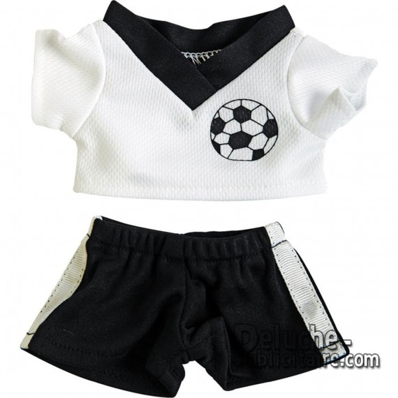 Buy Soccer Jersey Plush Size M.