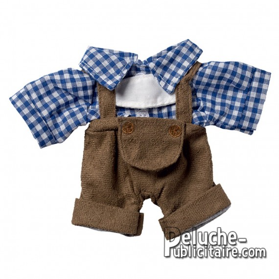 Plush Outfits for Size S...