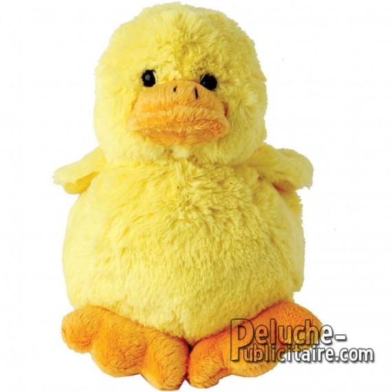 Buy Plush Chick 10 cm.Plush to customize.