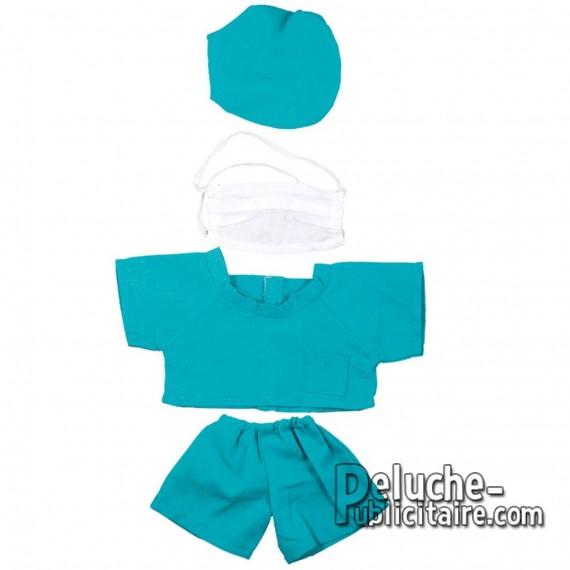 Buy Surgeon Costume Plush Size M.