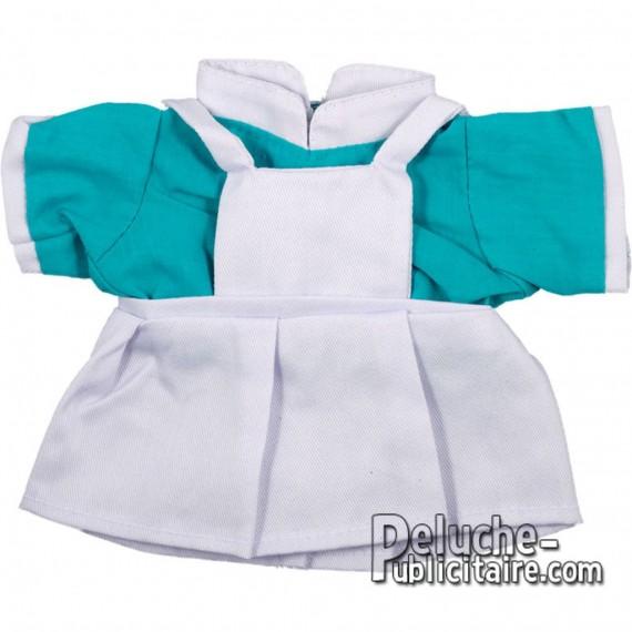 Achat Costume Infirmière Pour Peluche Taille M.