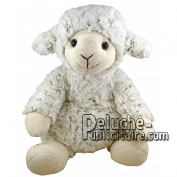 Buy White sheep plush 30cm. Personalized Plush Toy.