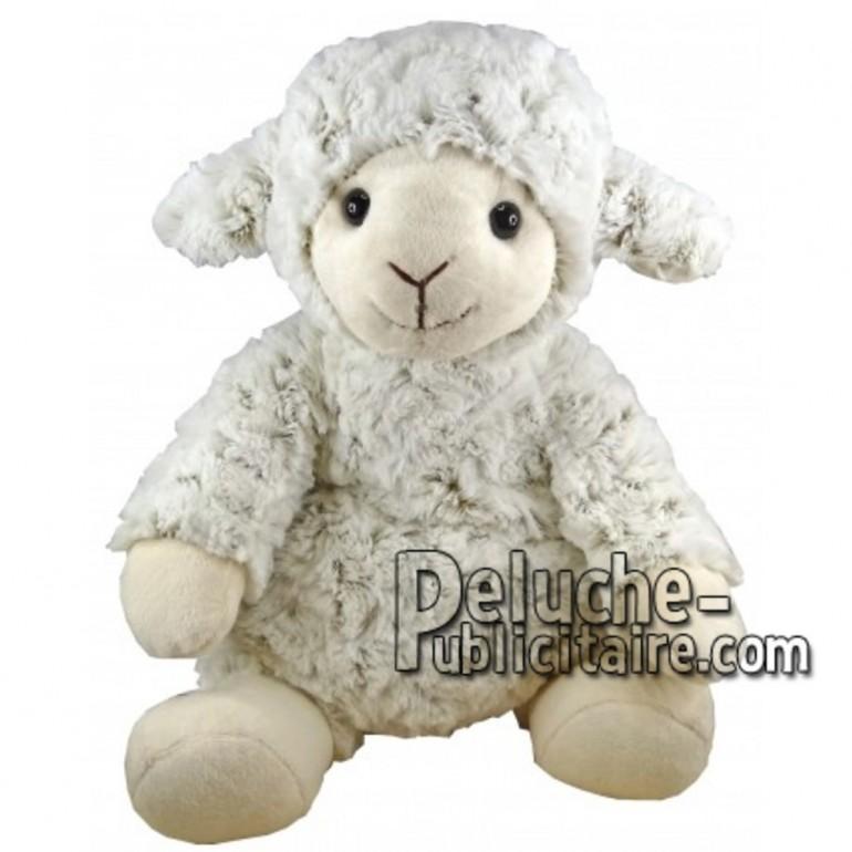 Buy White sheep plush 30cm. Personalized Plush Toy.