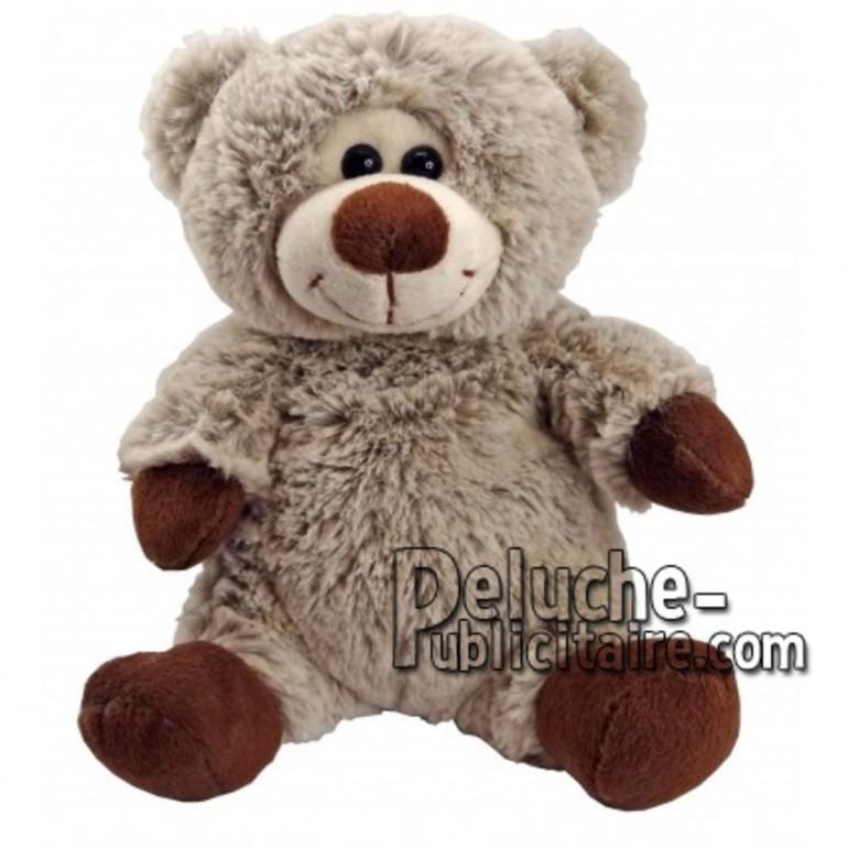 Buy Brown bear plush 30cm. Personalized Plush Toy.