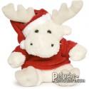 Purchase Elk Plush 15 cm.Plush to customize.