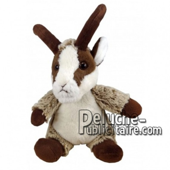 Buy Brown chamois plush 18cm. Personalized Plush Toy.