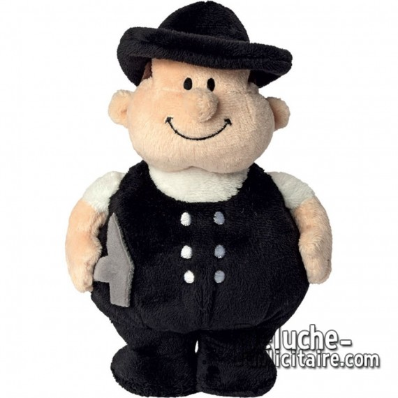 Purchase Monsieur Bert Couvreur plush toy 18 cm. Plush to customize.