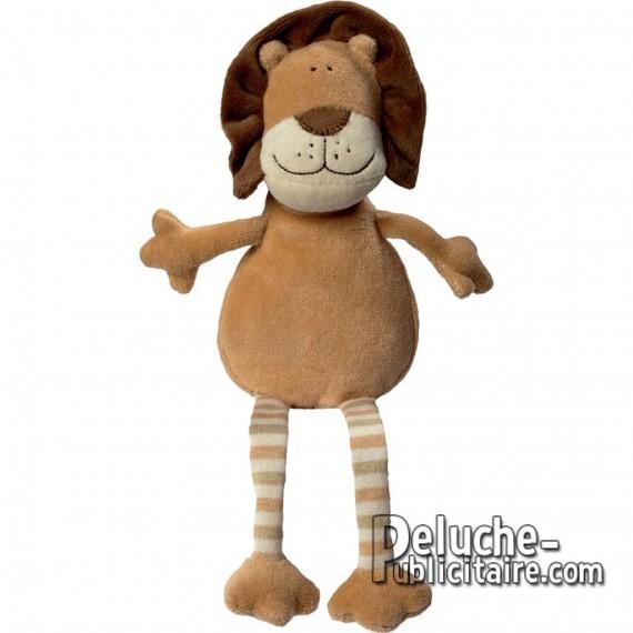 Achat Peluche Lion 28 cm. Peluche à Personnaliser.