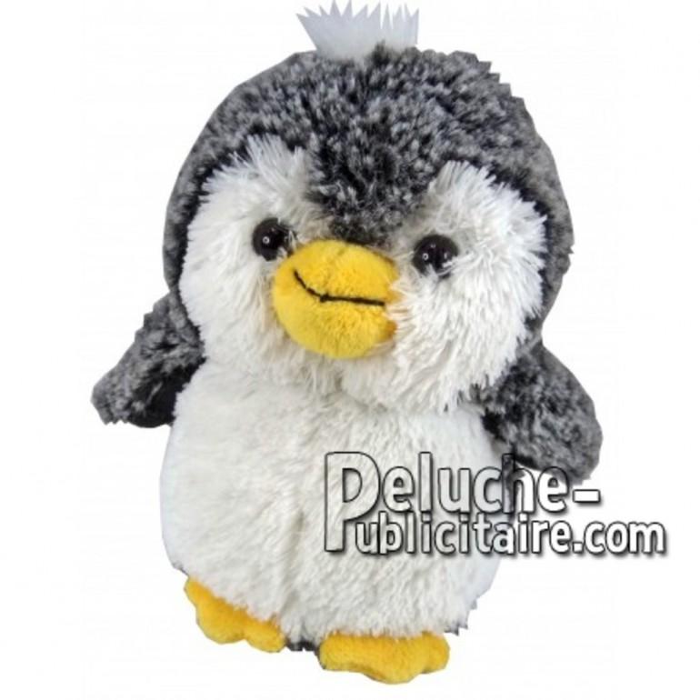 Achat peluche pingouin noir cm. Peluche personnalisée.