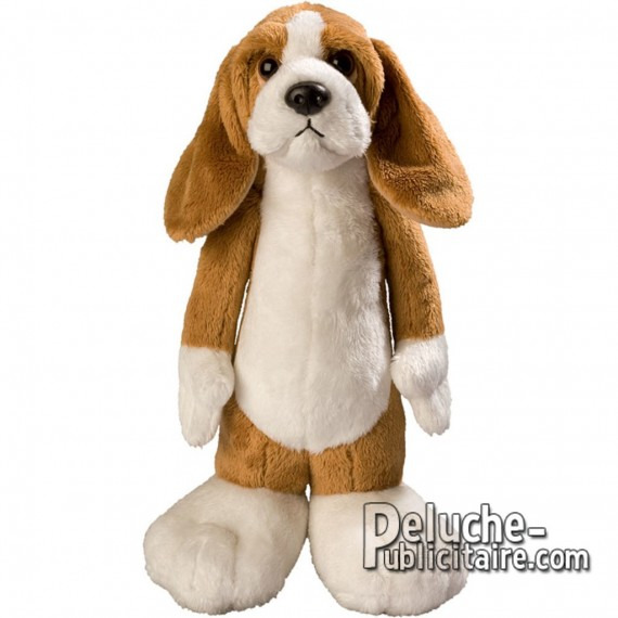 Buy Plush Dog 25 cm. Plush to customize.