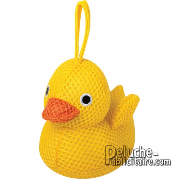 Buy Animals Sponge Duck 13 cm. Plush to customize.