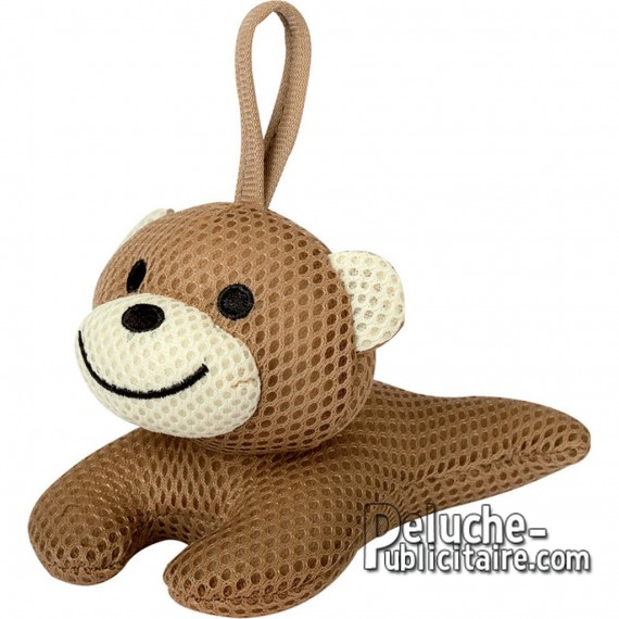 Buy Animals Sponge Bear 13 cm. Plush to customize.